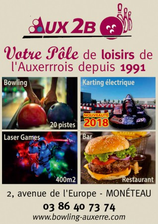 Bowling Auxerre